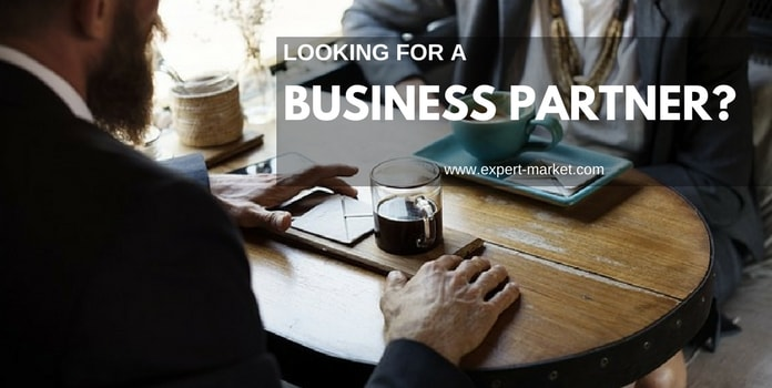how to find business partner