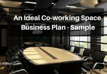 coworking office business plan