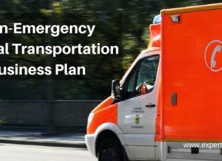 non emergency medical transportation business plan sample