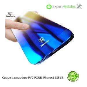 Coque Baseus Luxury Ultra fine pour iPhones 5 5S SE