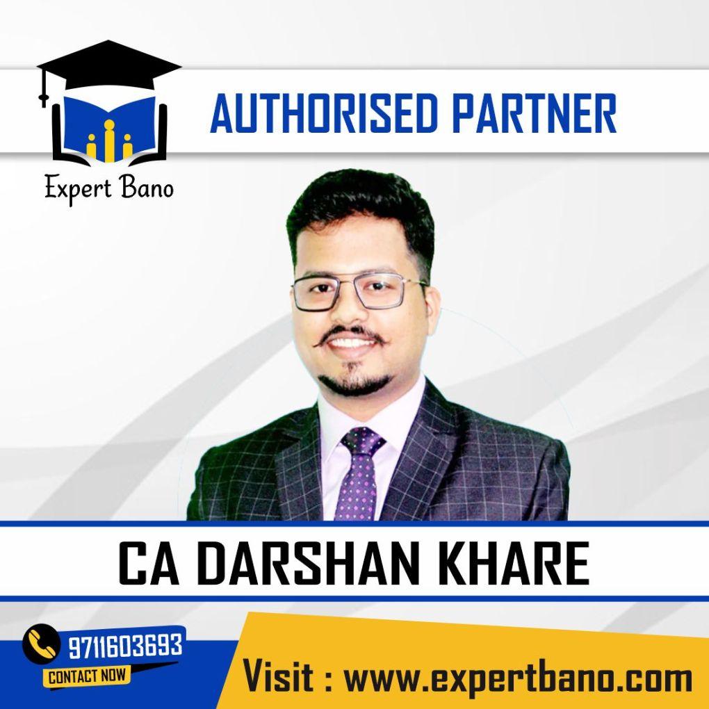 SINGAL TEACHER CA DARSHAN KHARE