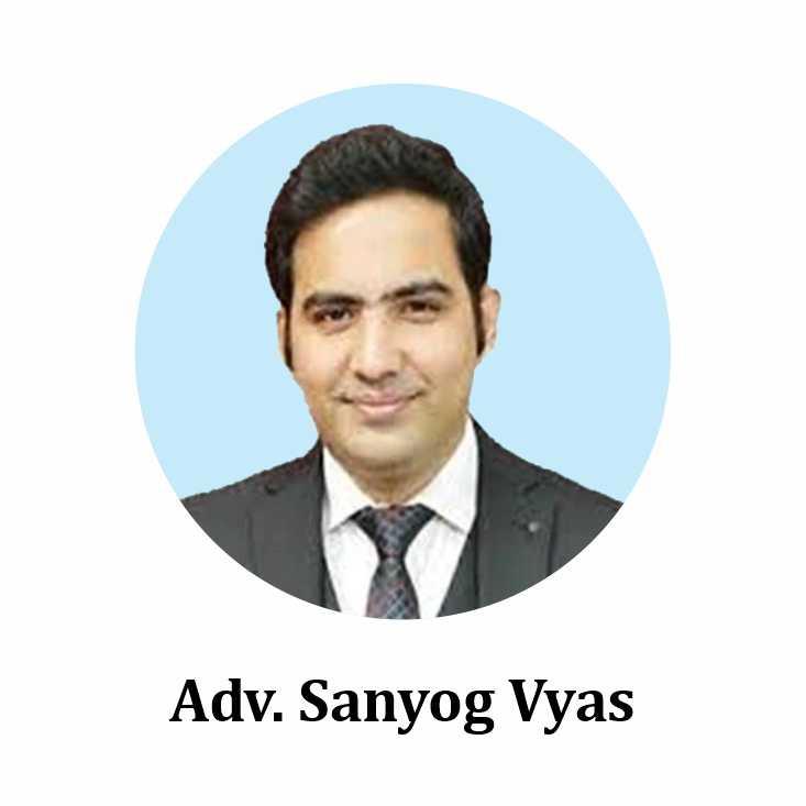 Adv. Sanyog Vyas