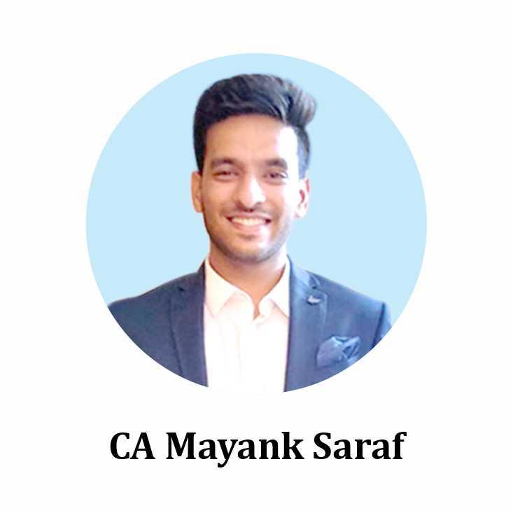 CA Mayank Saraf