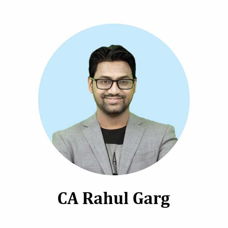 CA Rahul Garg