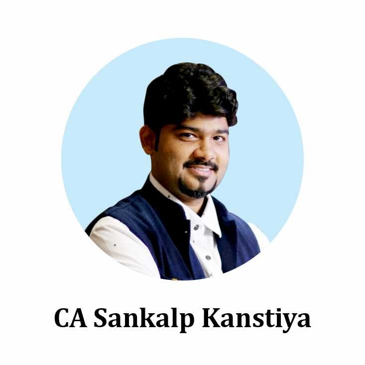 CA Sankalp Kanstiya