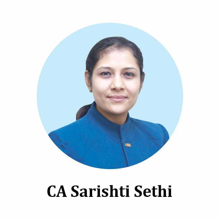 CA Sarishti Sethi