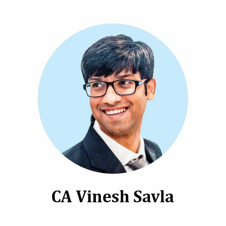 CA Vinesh Savla