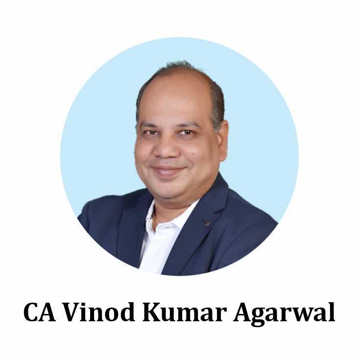 CA Vinod Kumar Agarwal