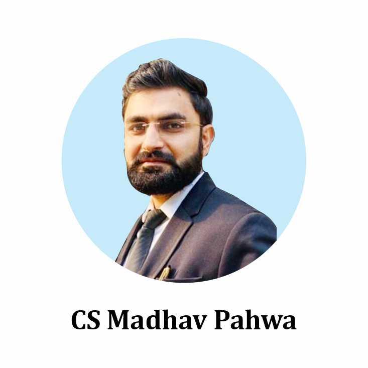 CS Madhav Pahwa