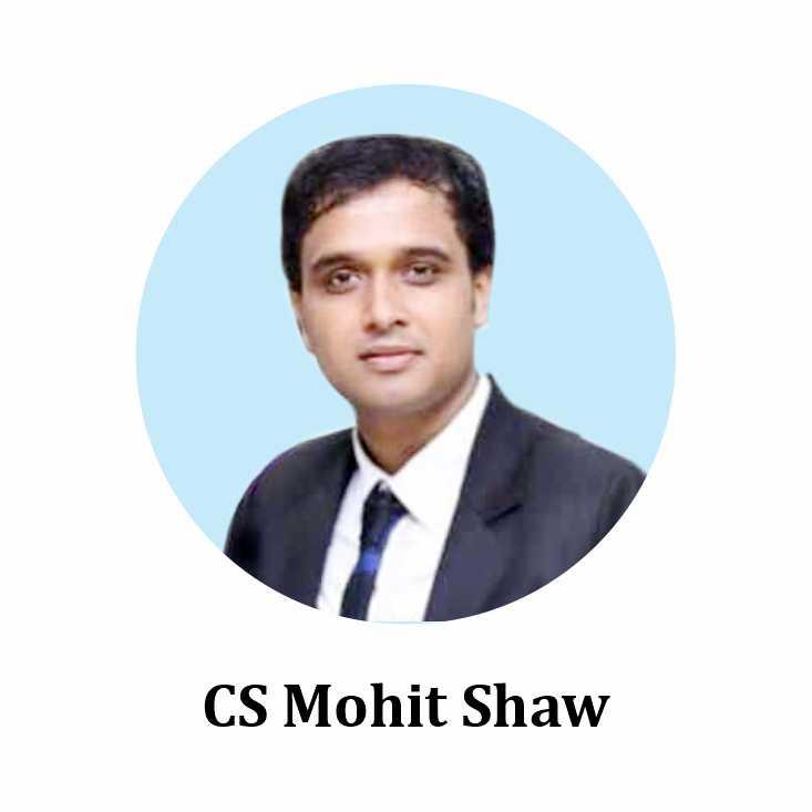 CS Mohit Shaw