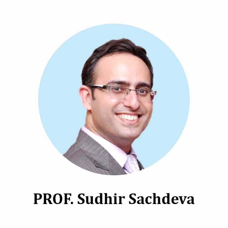 PROF. Sudhir Sachdeva