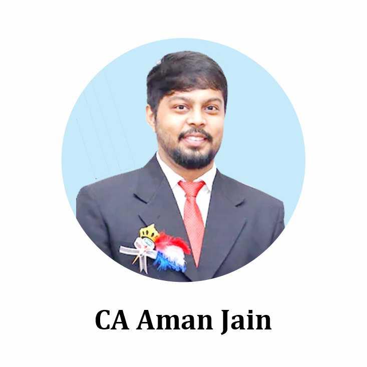 CA Aman Jain
