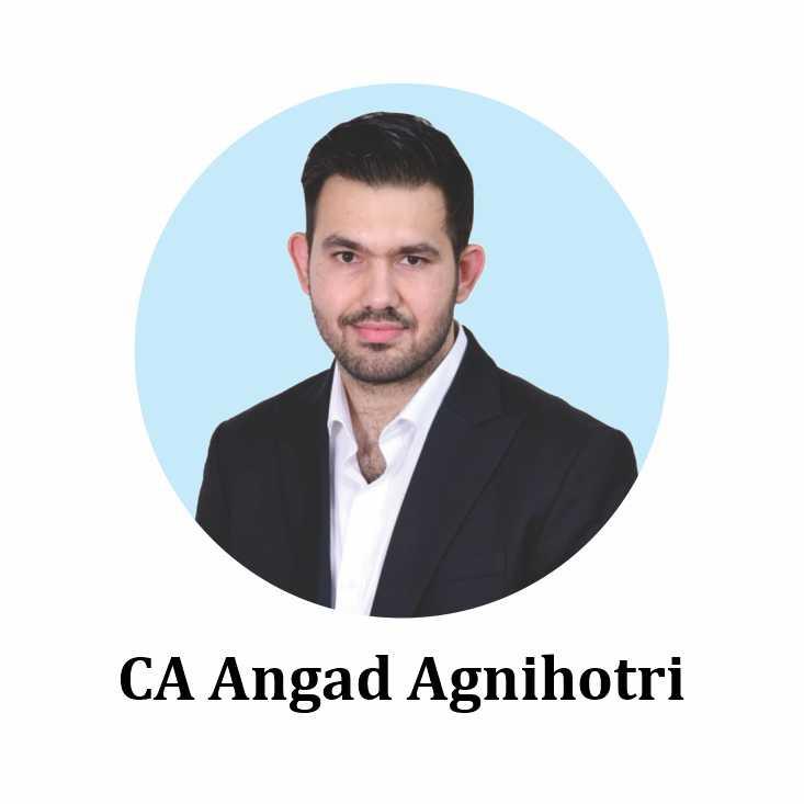 CA Angad Agnihotri