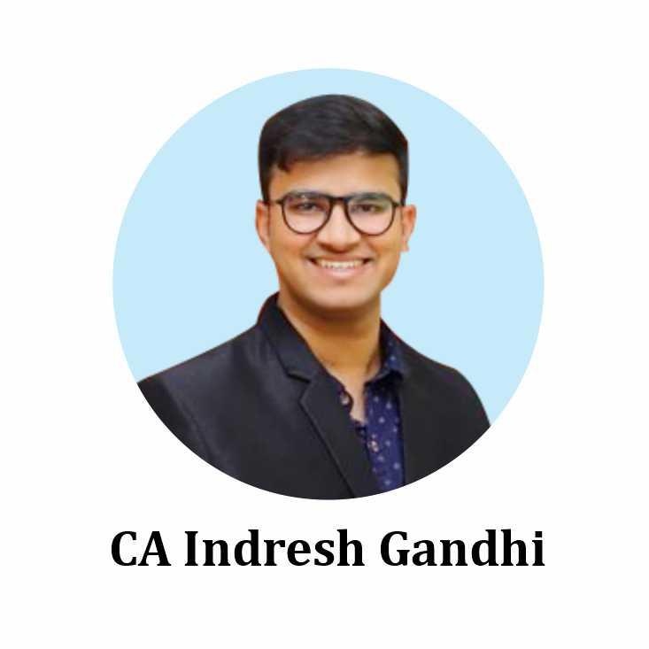 CA Indresh Gandhi
