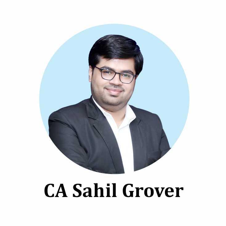 CA Sahil Grover