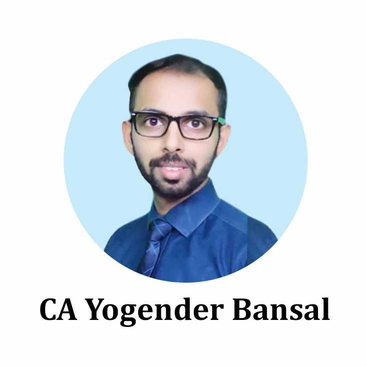 CA Yogender Bansal