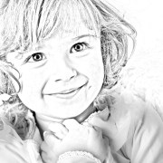 How to transform image into Gorgeous pencil drawings