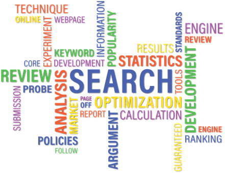 Search Engine Optimisation Keywords