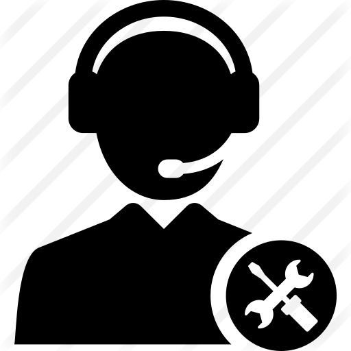 Support Person Icon