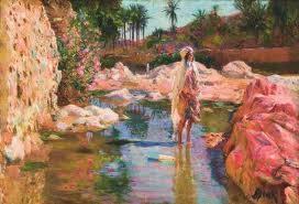 alphonse birck peintre orientaliste