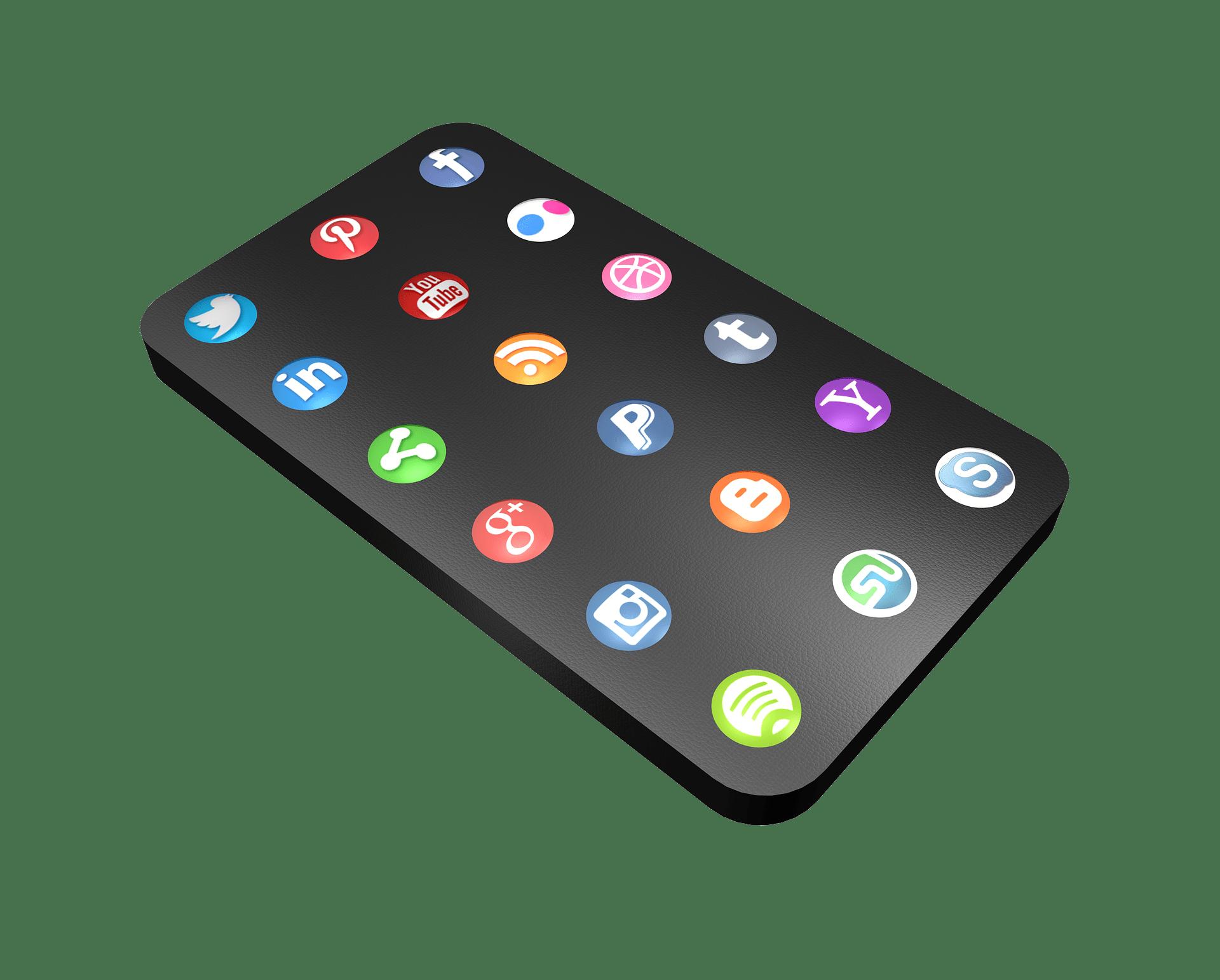 Bluetooth Fernbedienung
