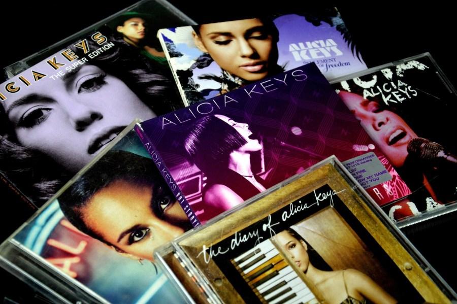 tragbarer CD-Spieler