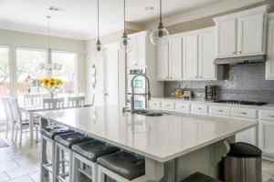 Dunstabzugshaube im Design Küche