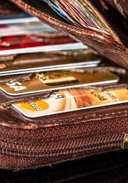 Gute Leder Brieftasche viel Platz