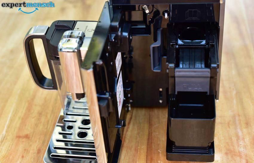 Brühgruppe eines Saeco Kaffeevollautomat