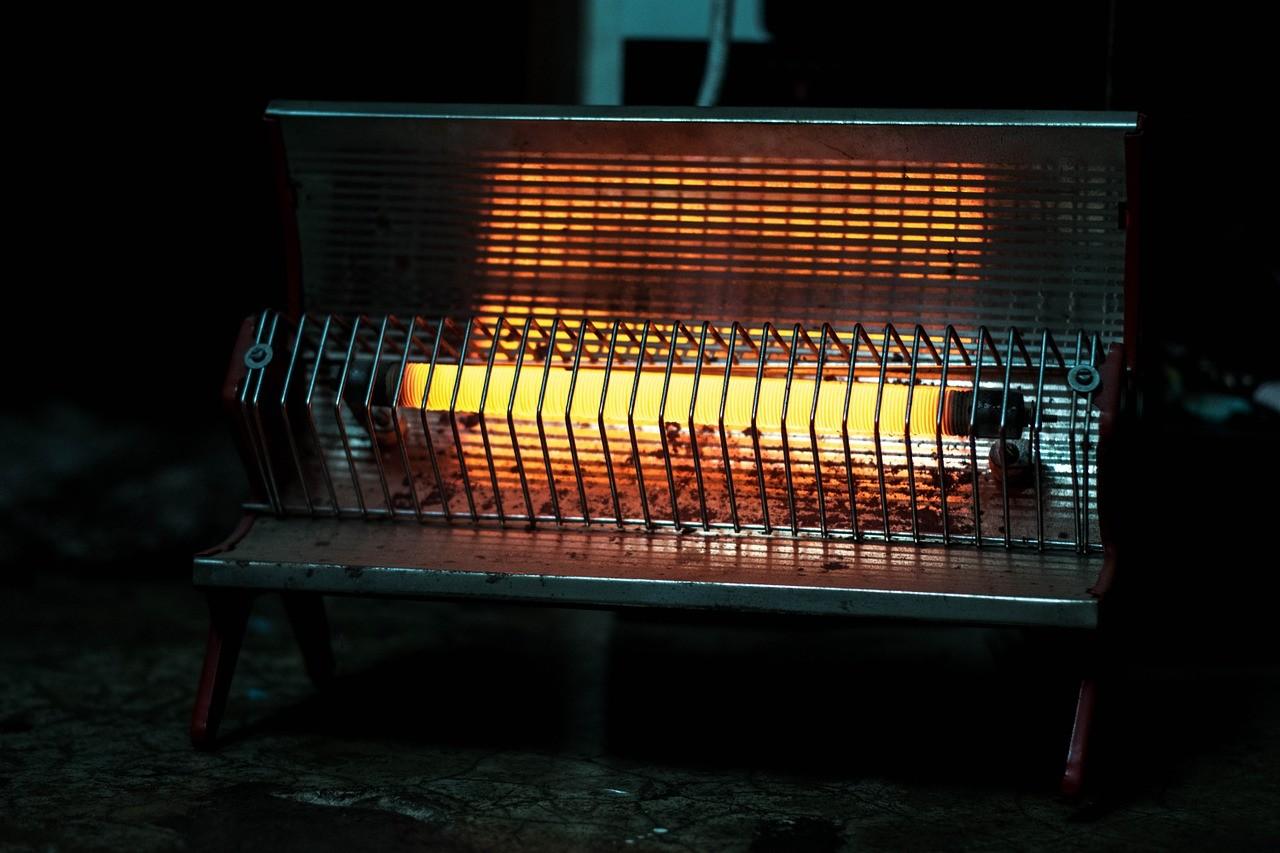 Gasheizer Test
