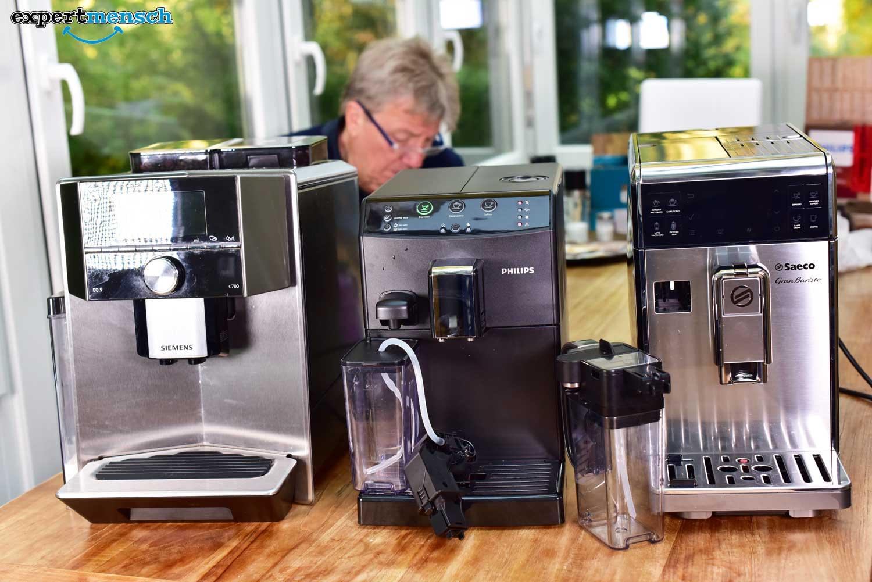 Kaffeevollautomat im Test