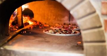 Pizzaofen Test