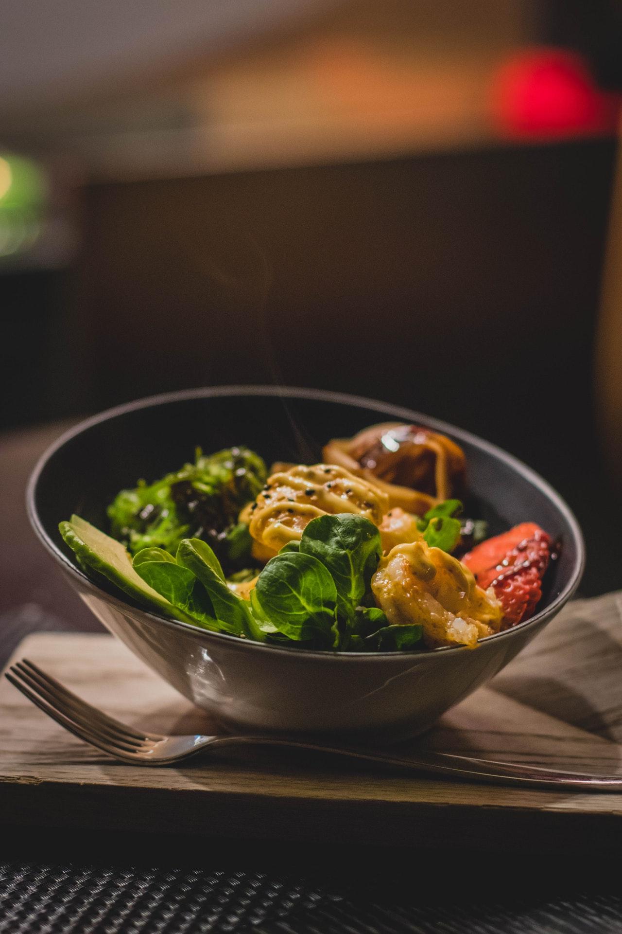 Leckere und gesunde Mahlzeiten durch Fermentierung.