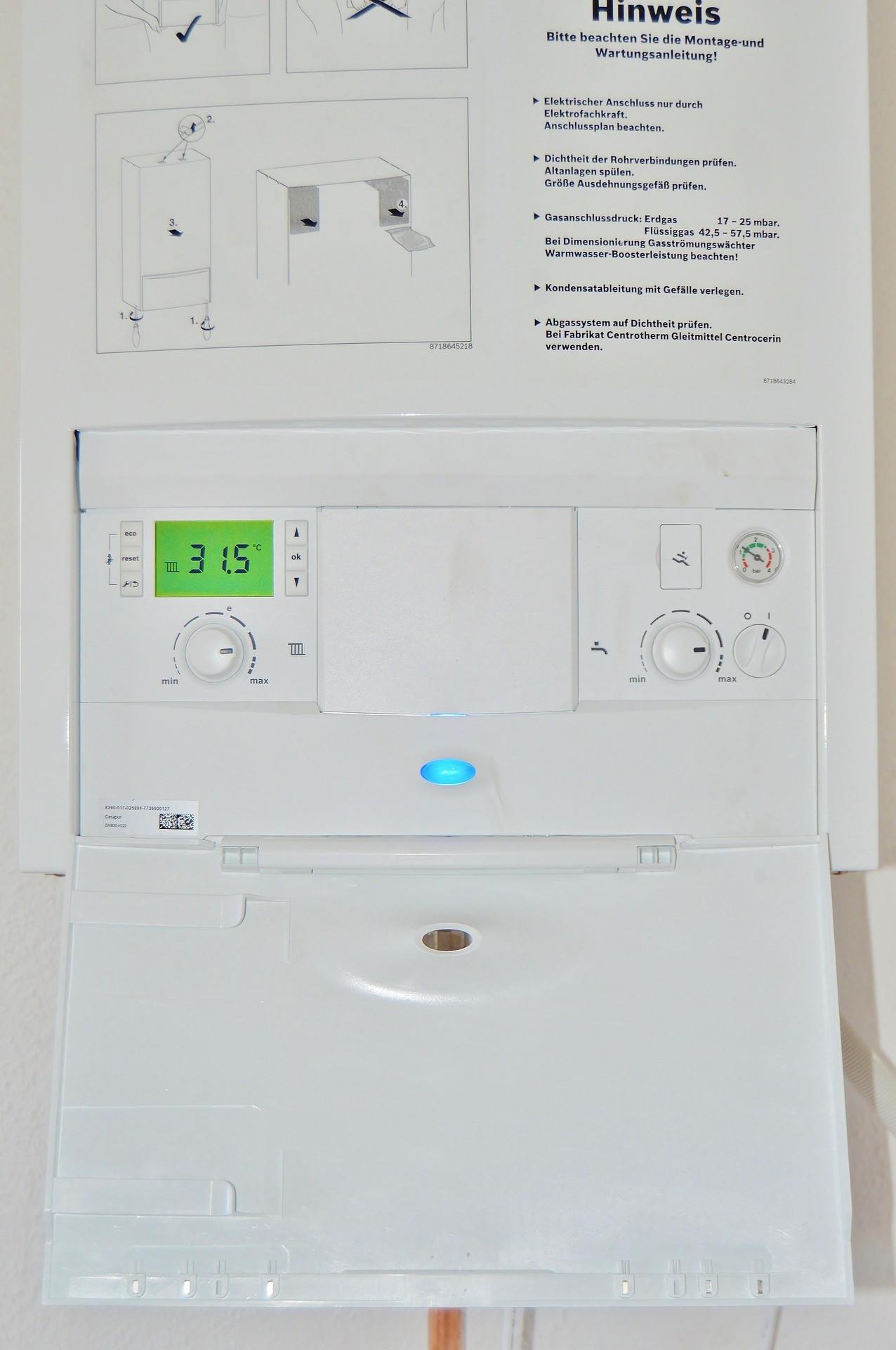 Elektrischer Durchlauferhitzer Test