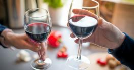 Rotweingläser Test