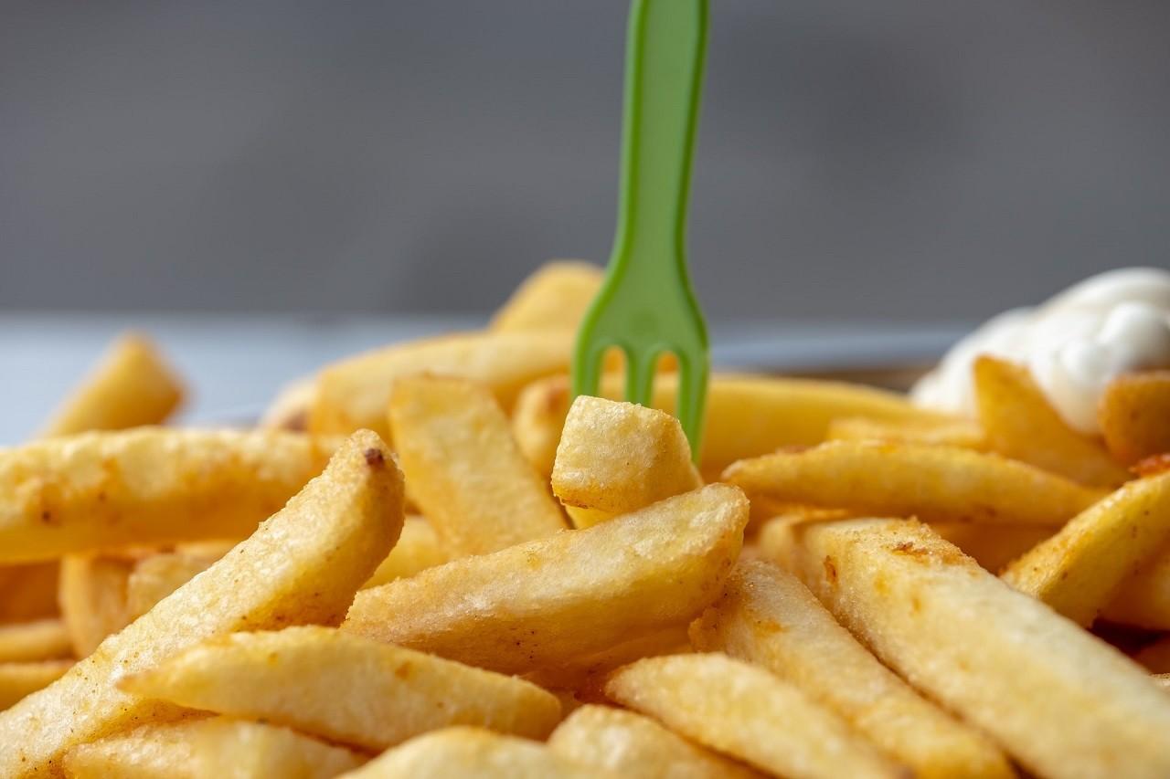 Mit einer kompakten Mini Fritteuse machst Du Dir einfach und schnell Pommes bei Dir Zuhause.