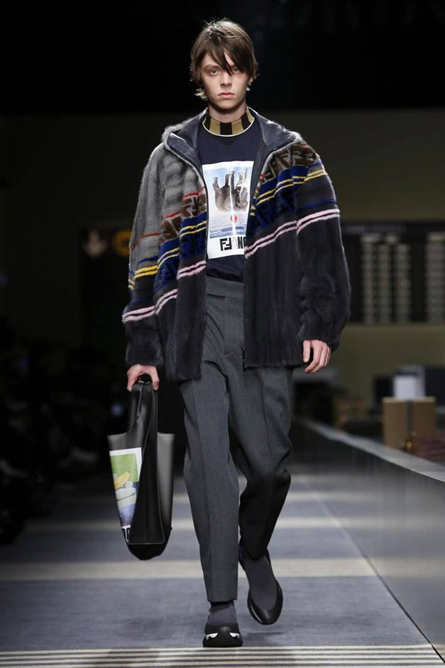 74a9d32c29bcb1 FENDI Fall Winter 2018 19 Collection – EXPERTO MAGAZINE