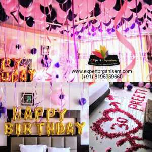 Surprise Room Decorations for girlfriend, boyfriend, wife or husband