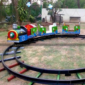 Kids Toy Train on Rent for birthday parties in Chandigarh, Mohali, Panchkula