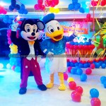 Mickey Mouse & Donald Duck Costume on Rent