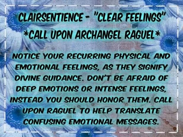 Deep Emotions Can Clear Feelings