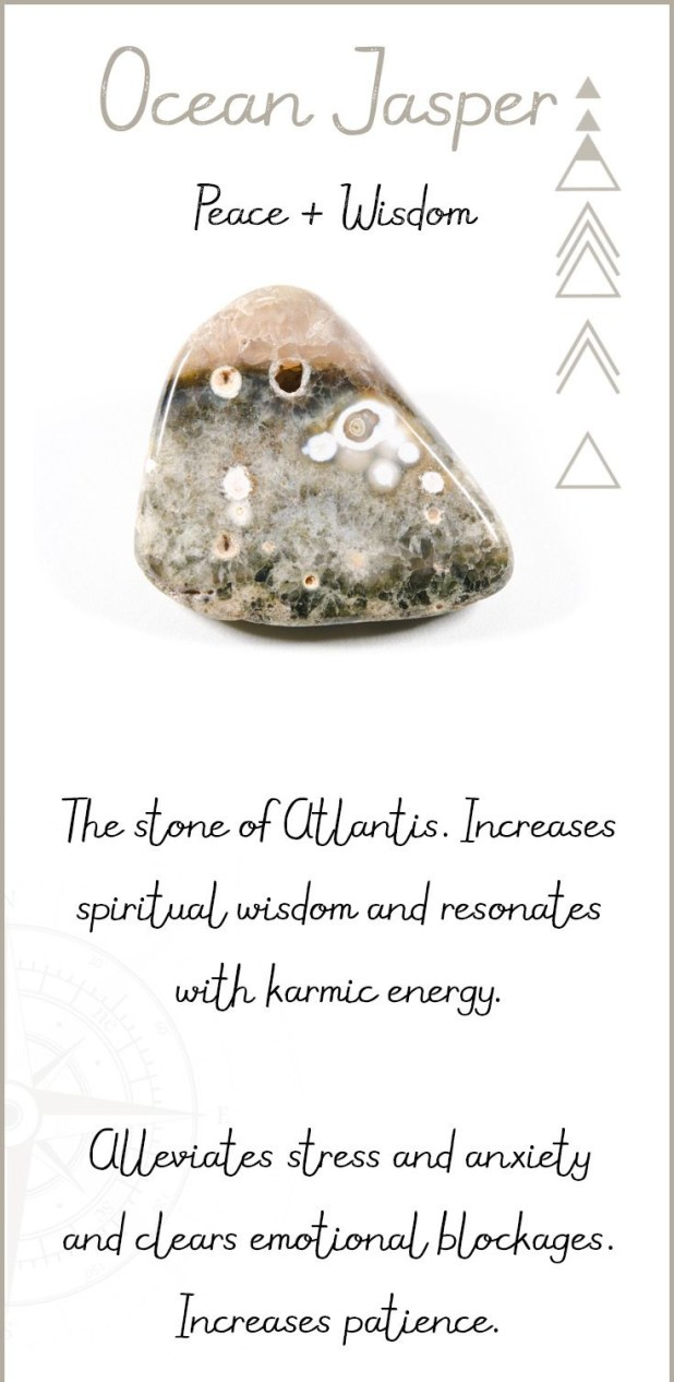 Ever Heard Of A Stone That Will Give You Peace Of Mind?
