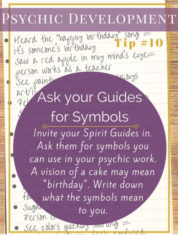 Asking for Symbols of Representation