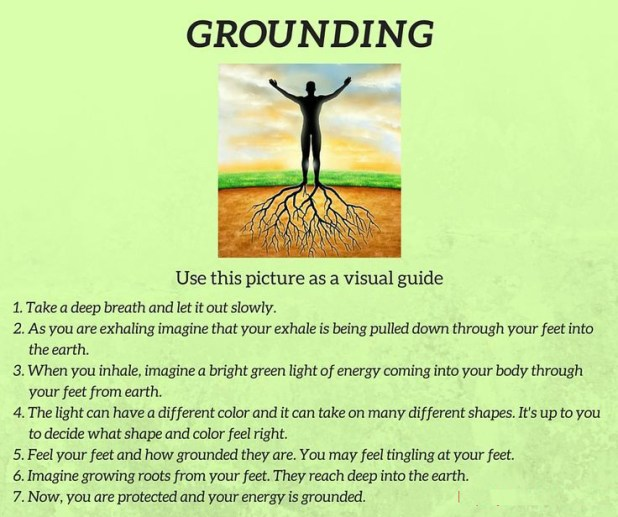 You're Being Protected By Being Grounded