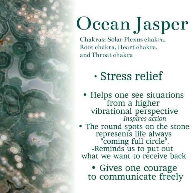 Do You Know What Ocean Jasper Can Do