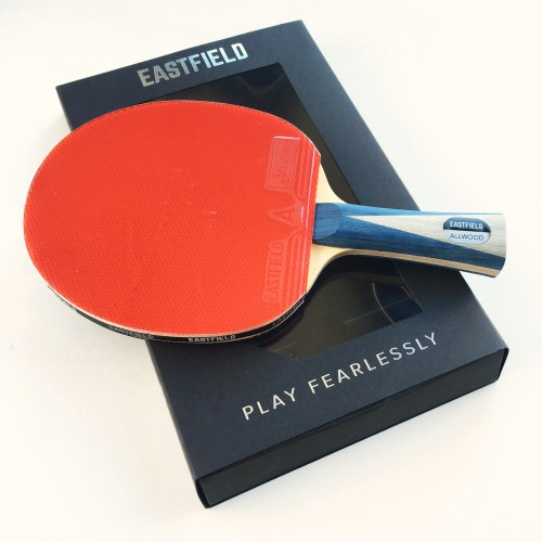 Eastfield Allround Professional Table Tennis Bat