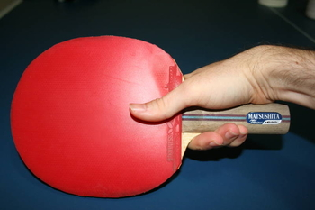 bad grip table tennis