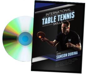 International Table Tennis Skills DVD