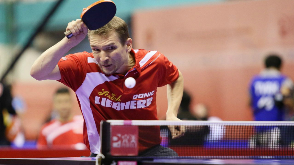 Werner Schlager's Table Tennis Tips