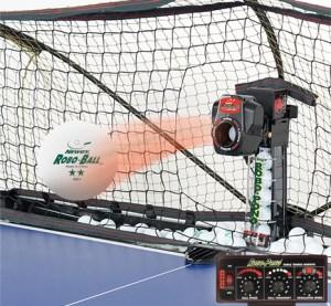 Newgy Robo-Pong 2040+ Robot